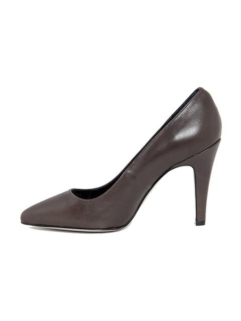 Туфлі сірі GIANNI GREGORI 4599948