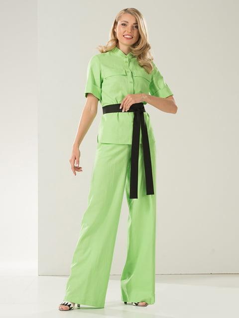 Костюм: блуза и брюки Lesya 4302425