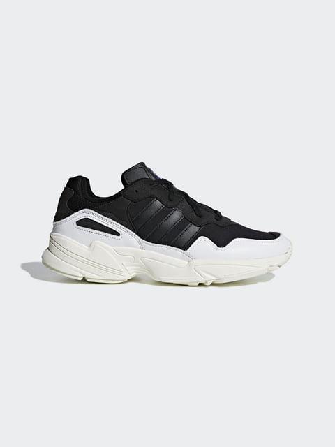 Кроссовки черно-белые Adidas Originals 4556365