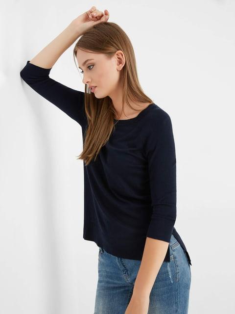 Джемпер темно-синий Orsay 4580425