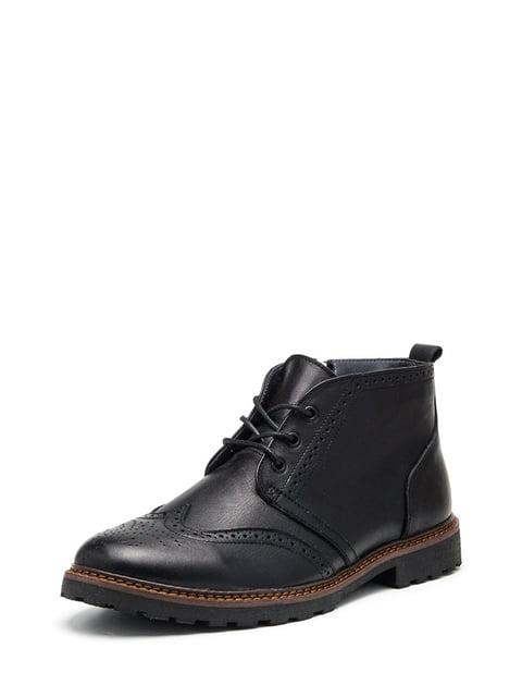 Ботинки черные Broni 4602512