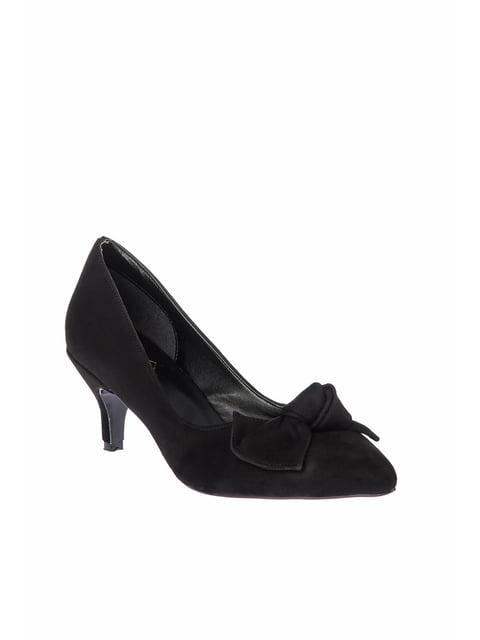 Туфли черные Fox 4602858