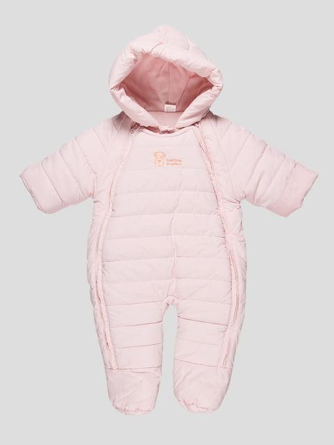 Комбинезон розовый Daibi bear 4587882