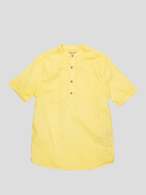 Футболка жовта Zara Kids 4575186