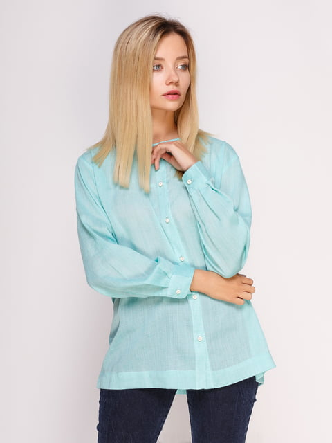 Рубашка зеленая F'91 4495562