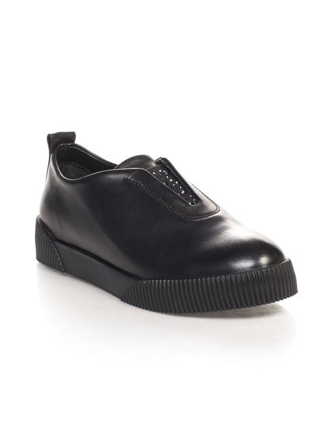 Туфли черные Guero 4547183