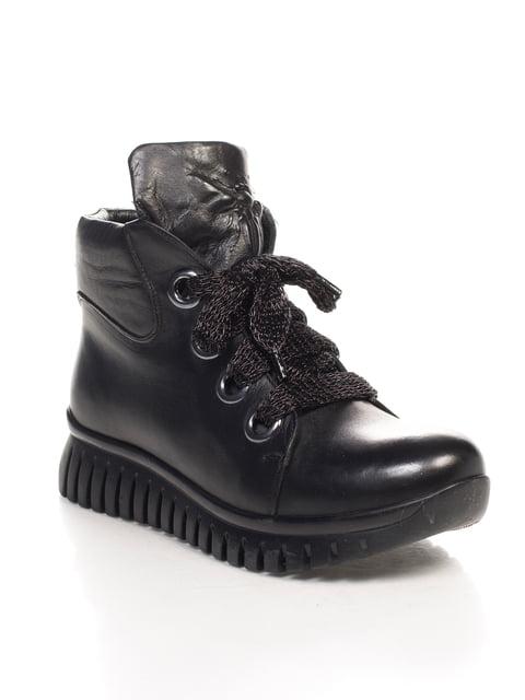 Черевики чорні Guero 4592848