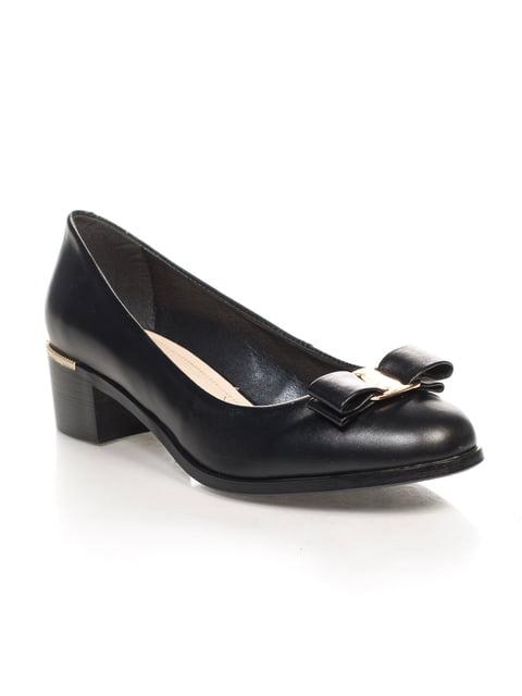 Туфли черные Blizzarini 4576134