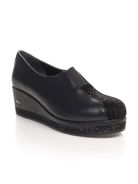 Туфлі чорні Guero 4547179