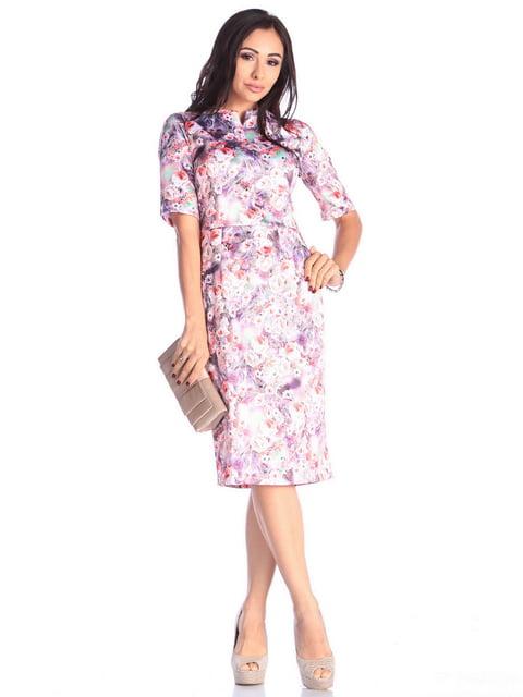 Сукня в принт Laura Bettini 4604031