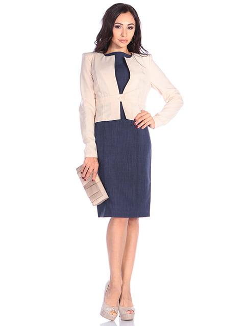 Костюм: жакет і сукня Dioni 3679116