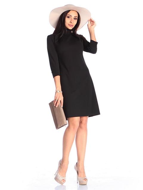 Платье черного цвета Laura Bettini 4610360