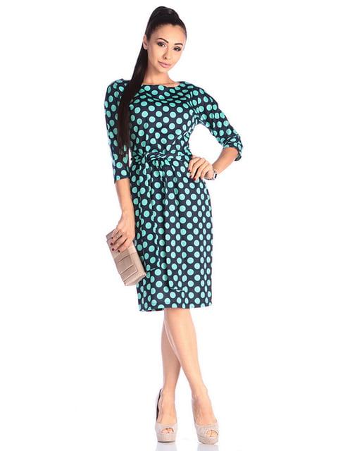 Платье в горох Laura Bettini 4610393