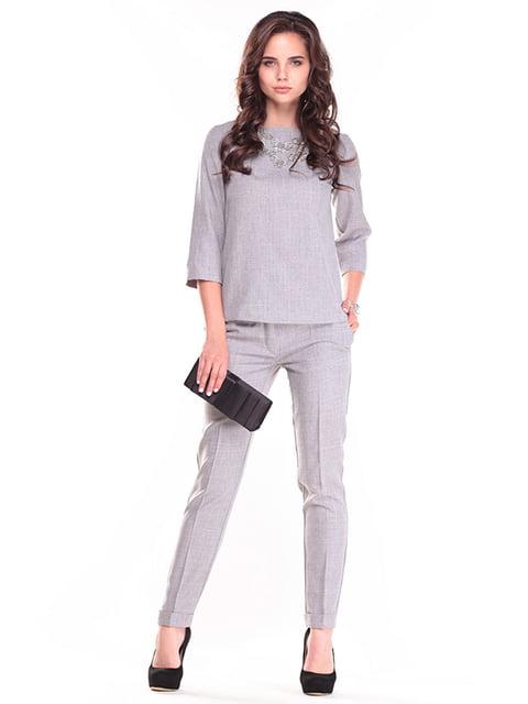 Костюм: блуза и брюки Laura Bettini 4610423