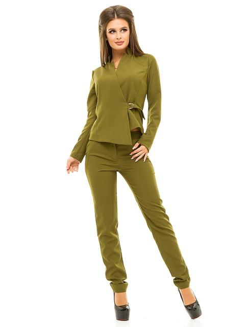 Костюм: жакет і штани ELFBERG 3639005