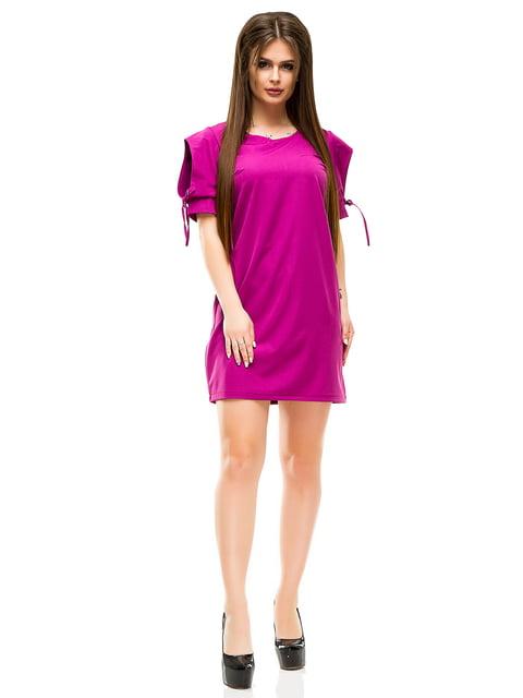 Сукня кольору фуксії ELFBERG 4613499