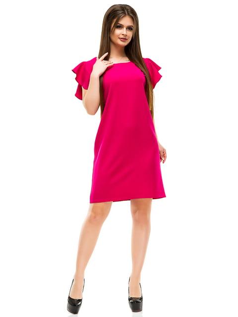 Сукня малинового кольору ELFBERG 4613712