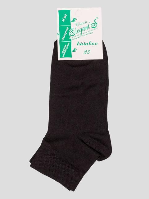 Шкарпетки чорні ELEGANTS 3633487
