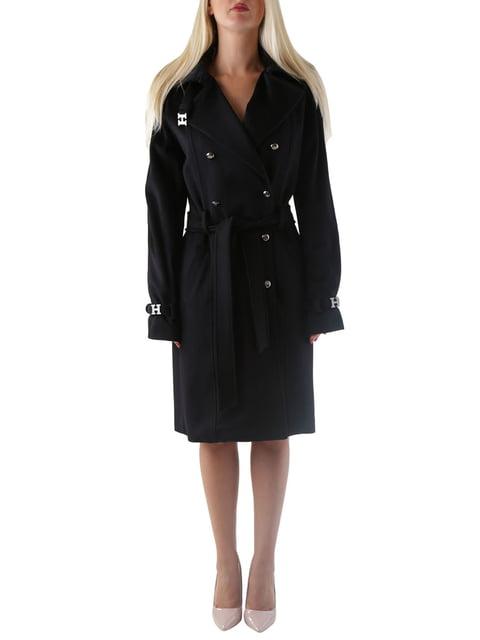 Пальто черное Husky 4617274