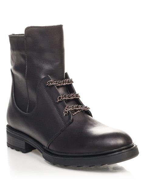 Ботинки черные NUBE 4602521