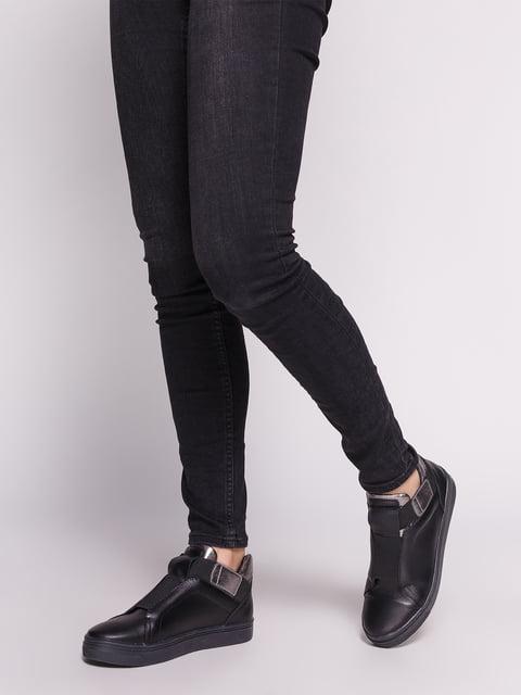 Ботинки черные NUBE 4602523