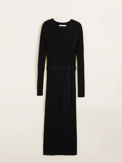 Платье черное Mango 4549169
