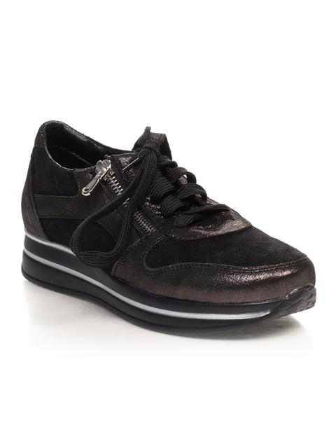 Кроссовки черные Foletti 4617782