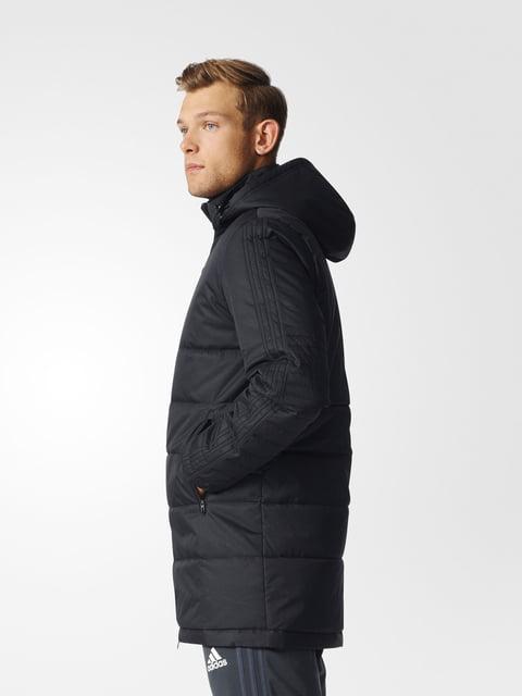 Куртка чорна Adidas 4591149