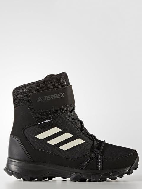 Черевики чорні Adidas 3748177