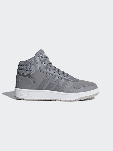 Кроссовки серые Adidas 4522816