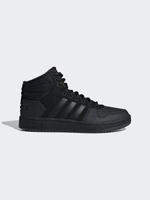 Кроссовки черные Adidas 4601418