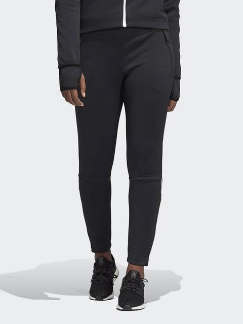 Брюки черные Adidas 4601442