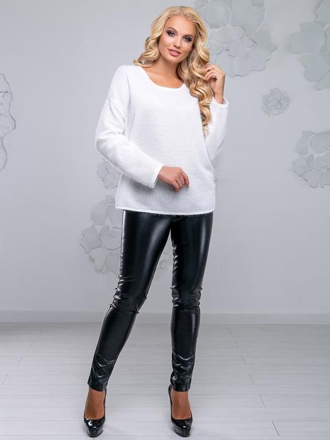 Джемпер белый Seventeen 4621660