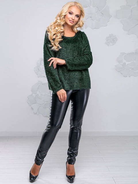 Джемпер зеленый Seventeen 4621661