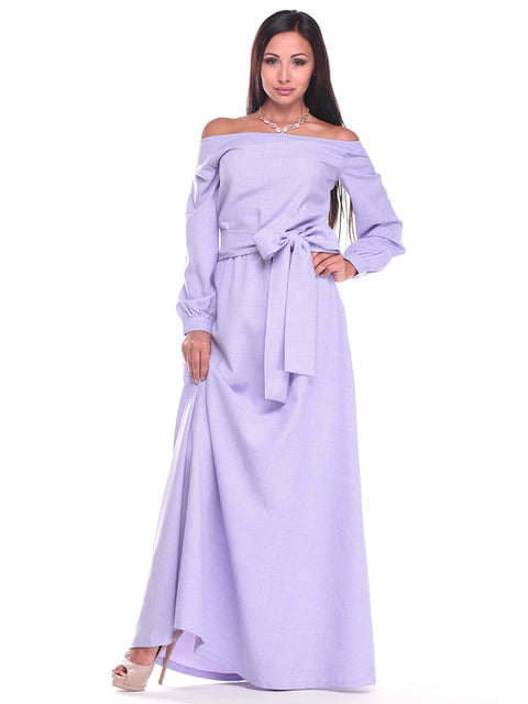 Платье светло-фиолетовое Rebecca Tatti 3040991