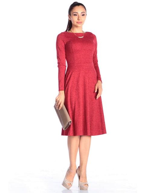 Платье красное Laura Bettini 4614798
