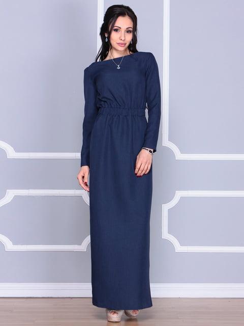 Платье темно-синее Laura Bettini 4619416
