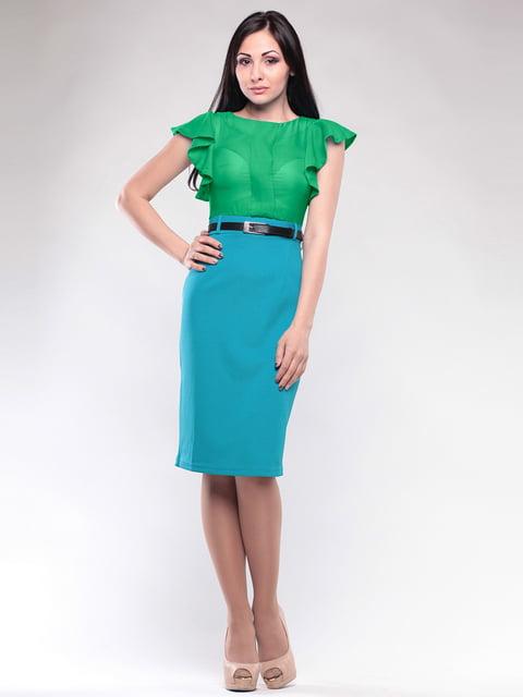 Платье двухцветное Laura Bettini 4619510