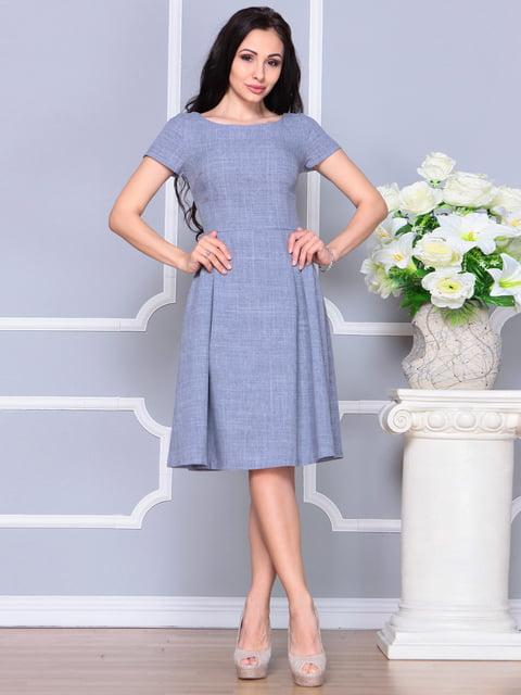Сукня кольору фіолетового серпанку Laura Bettini 4619511