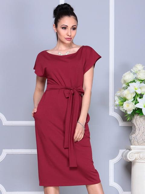 Платье красное Laura Bettini 4619521