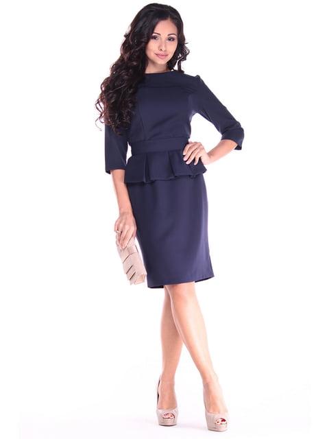 Платье темно-синее Dioni 4619743