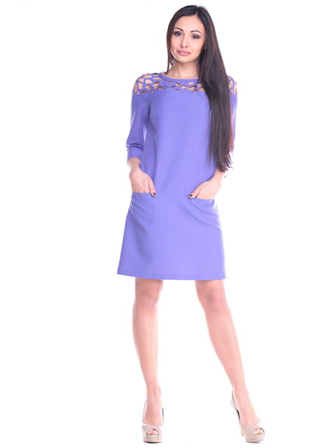 Платье сиреневое Dioni 4619756