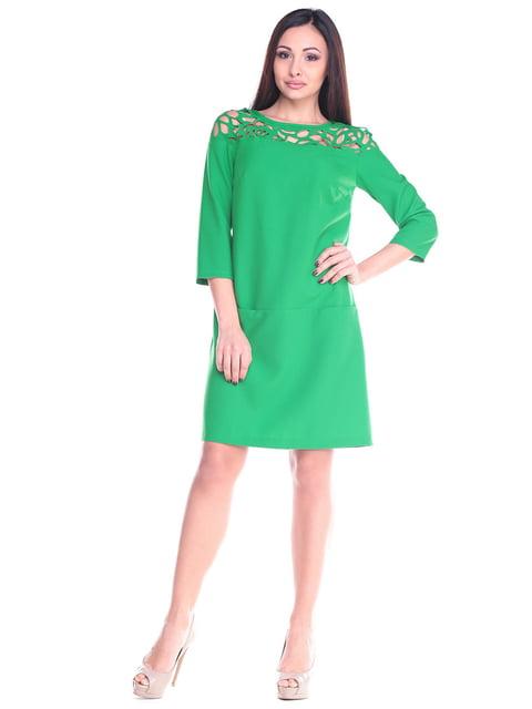 Платье зеленое Dioni 4619759