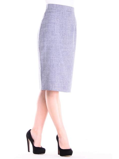 Юбка дымчатого цвета Rebecca Tatti 4620107