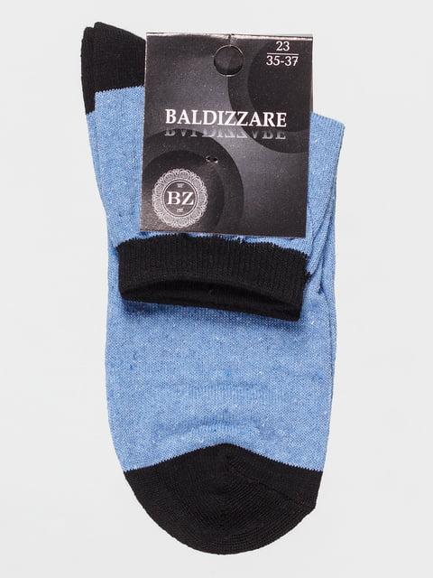 Шкарпетки двоколірні Baldizzare 4590689