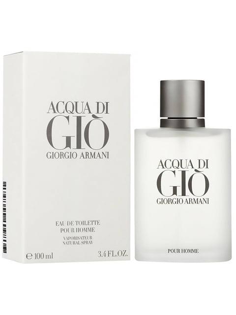 Туалетна вода Acqua Di Gio Pour Homme — vial (1,2 мл) Giorgio Armani 4624825