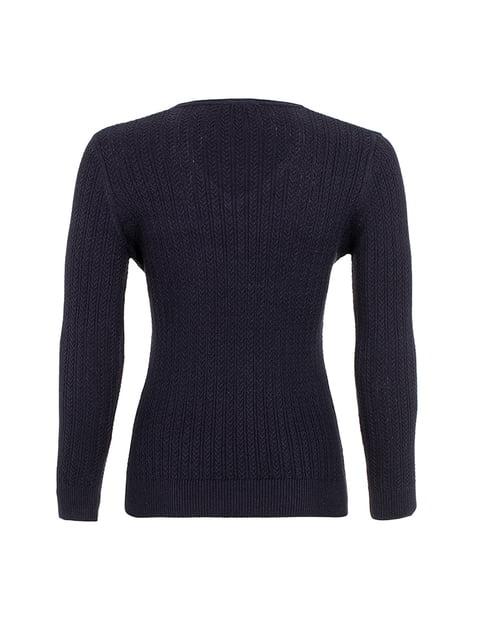 Пуловер темно-синий Auden Cavill 4625545