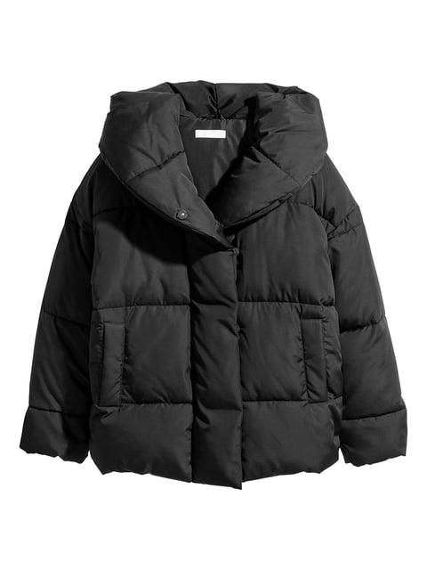Куртка черная H&M 4596231