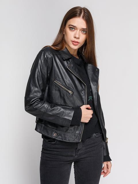 Куртка черная H&M 4596936