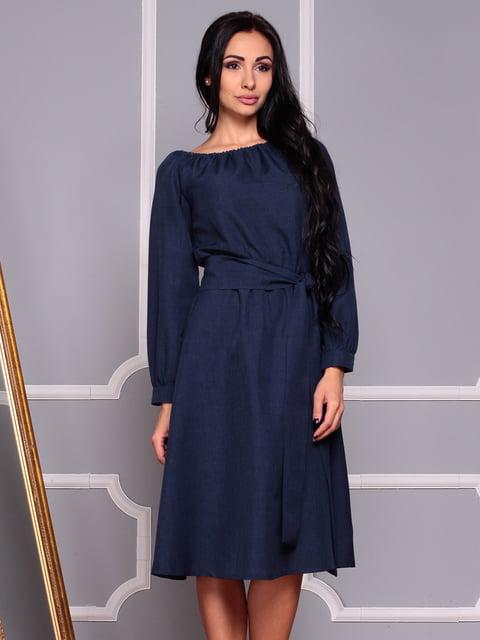 Платье темно-синее Laura Bettini 4619145